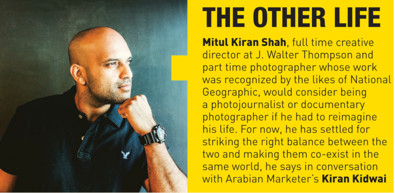 The Other Life: Mitul Kiran Shah, J  Walter Thompson - AM