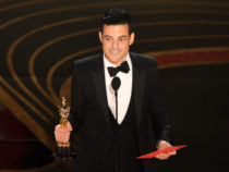 Rami Malek's Oscar Win Takes Center Stage On Social