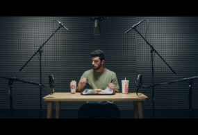 Crunchy + Cinema In Burger King's 'Sensation Tingling' Experience