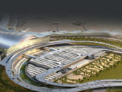 ADIA Midfield Terminal Awards 10-Yr Ad Contract To JCDecaux
