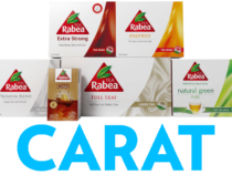 Rabea Tea Awards Media Duties To Carat KSA