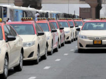 Dubai Cabs Experiment With Digital Ads On Windows