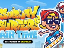 Sybo Games' Subway Surfers Now On Snap Games