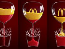 McDonald's KSA Creates Ramadan Iftar Sand Clocks