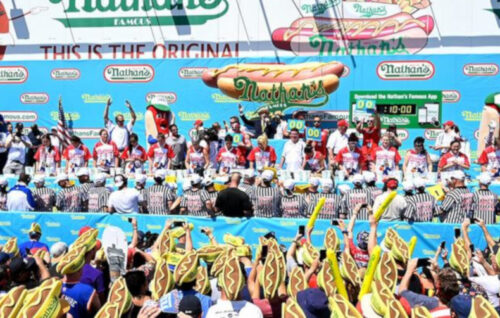 Nathan's Famous Now In Dubai