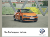 Volkswagen ME Uses Dynamic Ads To Increase Test Drives
