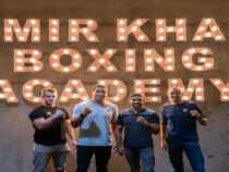 GymNation Joins Forces With The Amir Khan Academy To Develop Grassroots Boxing Within The UAE.