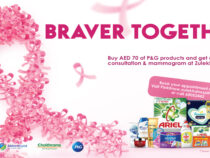 P&G Partners With Al Zulekha Hospital And Choithrams For Pink It Now Campaign This October
